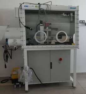 machine de dépose de poudre